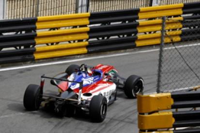 Macau F3 GP: Ferrari junior Raffaele Marciello storms to pole