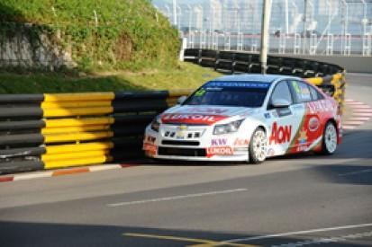 Macau WTCC: Yvan Muller takes first Macau pole of career