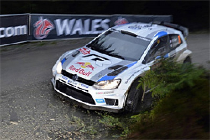 Rally GB: Sebastien Ogier quickest in qualifying stage