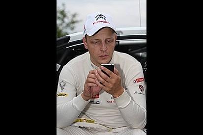 Mikko Hirvonen set for M-Sport return for 2014 WRC season