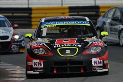 Macau WTCC: Rob Huff fastest in disrupted Thursday test