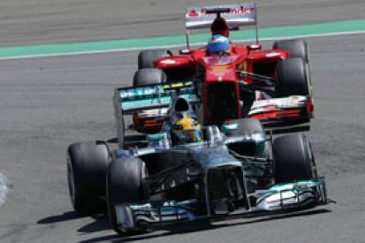 Ross Brawn: final races will define Mercedes' 2013 Formula 1 season