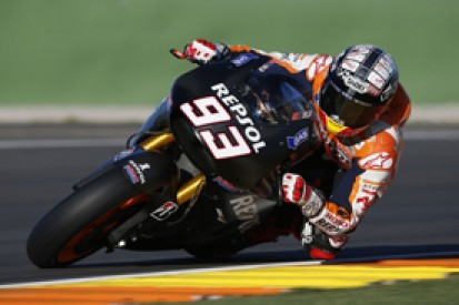 Marc Marquez ends Valencia MotoGP post-season test on top