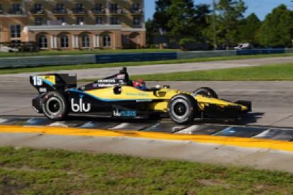 IndyCar alters test rules for 2014, including Lights driver bonus