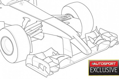 Formula 1 teams worried about 'ugly' 2014 cars