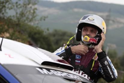 Nasser Al-Attiyah to miss Rally GB with hand injury