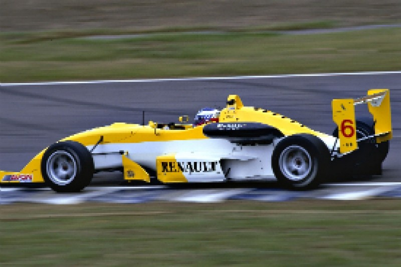 Renault announces its return to Formula 3 with ORECA