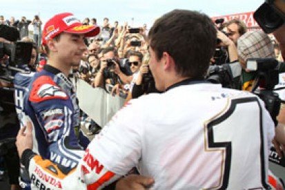 Marc Marquez has no flaws, say Jorge Lorenzo and MotoGP rivals