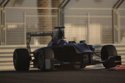 GP3 tries 2014 overtaking ideas with Mitch Evans test in Abu Dhabi