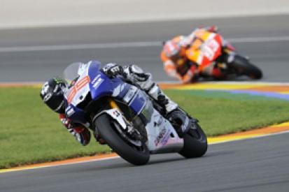 MotoGP Valencia: Jorge Lorenzo has no regrets over showdown tactics
