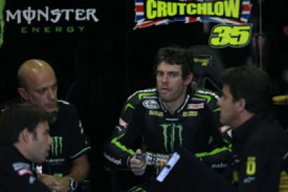 "Valencia MotoGP: Cal Crutchlow ""emotional"" after Tech 3 farewell"