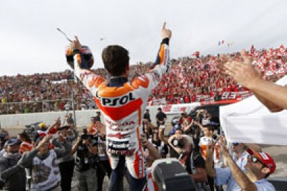 Marc Marquez: record-breaking rookie MotoGP title yet to sink in