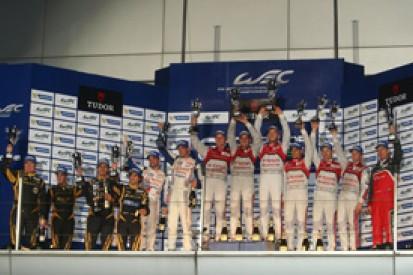 Shanghai WEC: Audi's McNish, Kristensen, Duval claim 2013 title