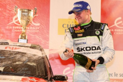 Valais ERC: Esapekka Lappi claims maiden win