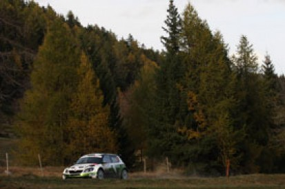 ERC Valais: Esapekka Lappi surges into 40s lead after first day