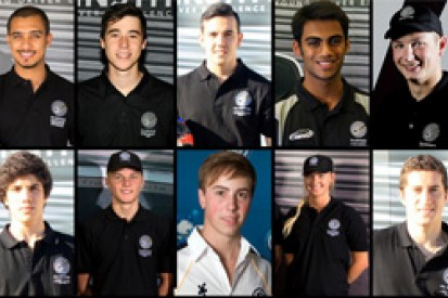 FIA Institute selects Young Driver Excellence Academy line-up