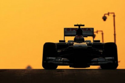 Williams says trialling new exhaust set-up a boost for F1 2014