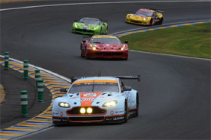 World Endurance Championship's GTE Am rules tweaked for 2014