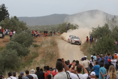 Acropolis Rally secures ERC slot for 2014
