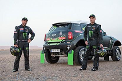 Dakar legend Stephane Peterhansel extends X-raid deal