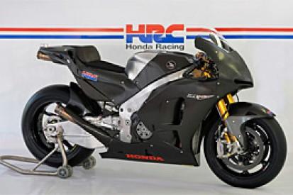 Honda unveils 2014 production MotoGP bike