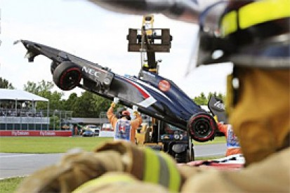 Safety failings blamed for Canadian GP marshal death
