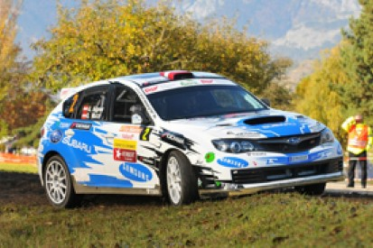 ERC Valais: Andreas Aigner leads as Craig Breen is penalised