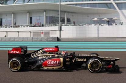 Kimi Raikkonen set to stick with short wheelbase Lotus car