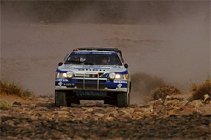 Peugeot linked with return to Dakar Rally in 2015