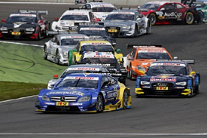 DTM could race in Russian Grand Prix venue Sochi in the future