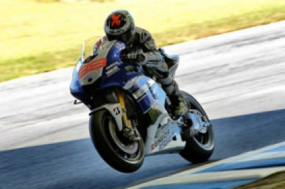 Jorge Lorenzo has 'nothing to lose' in 2013 MotoGP title decider