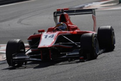 Oliver Rowland quickest on day two of GP3 Yas Marina test