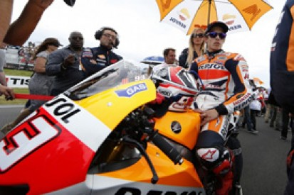 Marquez inspired by Moto2 win in 2012 ahead of MotoGP title showdown