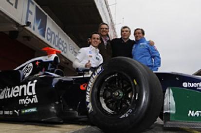 Moto2 champion Pol Espargaro tests FR3.5 car but crashes