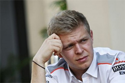 FR3.5 champion Kevin Magnussen withdraws from GP2 test
