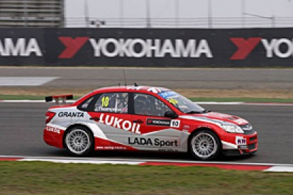 Huff is sure Lada can be a frontrunner in the WTCC