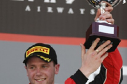 Dean Stoneman stunned by support after star GP3 performance
