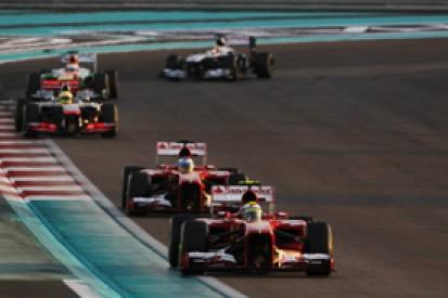 Abu Dhabi GP: Felipe Massa believes Ferrari put him on wrong tyres