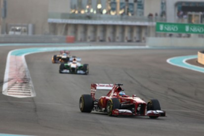 Abu Dhabi GP: Fernando Alonso unpunished for Jean-Eric Vergne pass