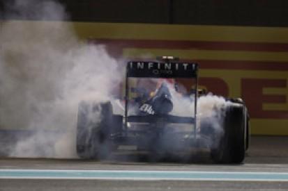 Abu Dhabi GP: Sebastian Vettel unpunished after donut celebrations