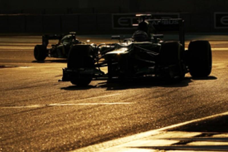 Abu Dhabi GP: van der Garde sure clash was Raikkonen's fault