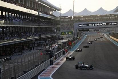 Abu Dhabi GP: Lewis Hamilton admits he must improve