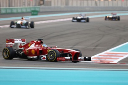 Abu Dhabi GP: Fernando Alonso believes Jean-Eric Vergne should have given him room