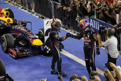 Abu Dhabi GP: Mark Webber believes Sebastian Vettel was just too strong