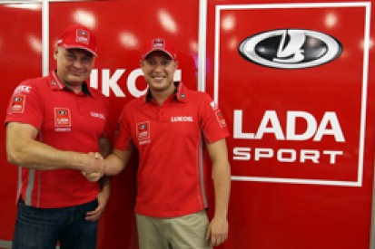 Rob Huff secures Lada World Touring Car Championship deal for 2014