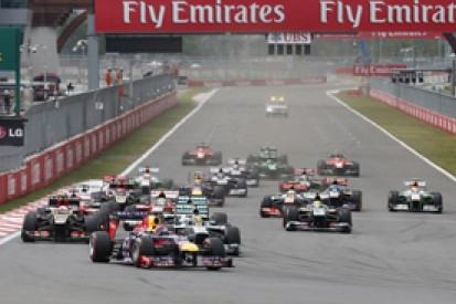 New Jersey and Mexico unlikely to be on final 2014 F1 calendar