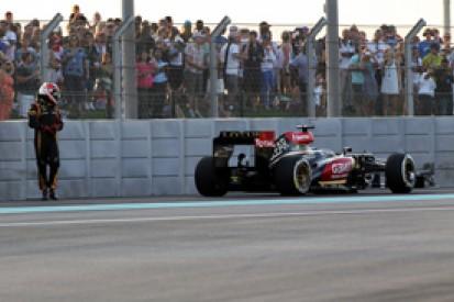 Abu Dhabi GP: Kimi Raikkonen believes grid start was correct call