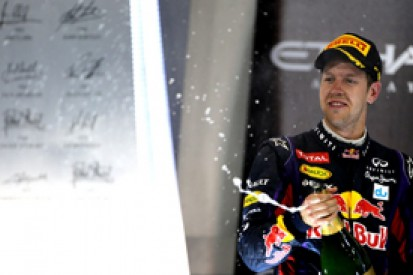 Abu Dhabi GP: Sebastian Vettel and Red Bull dominate