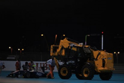 Abu Dhabi GP3: Carlos Sainz Jr excluded for dangerous driving