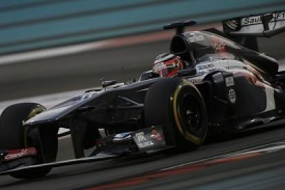 Abu Dhabi GP: Nico Hulkenberg hails best qualifying performance
